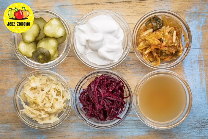 Probiotyki – sekret zdrowego brzucha